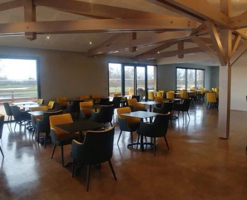 Restaurant Club House Tchanqué