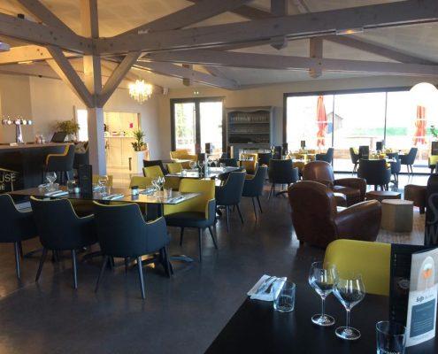 Restaurant Club House Tchanqué. Villenave d'Ornon